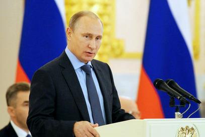 Путин са члановима Савета за људска права