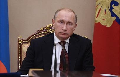 """Агенција France-Presse изабрала Владимира Путина за """"човека године"""""""