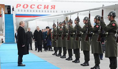 Владимир Путин /  © Фото: РИА Новости/Mihail Klimentyev