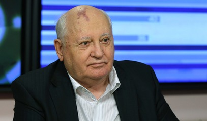 Бивши председник СССР Михаил Горбачов /  © Фото: АП/Alexander Zemlianichenko