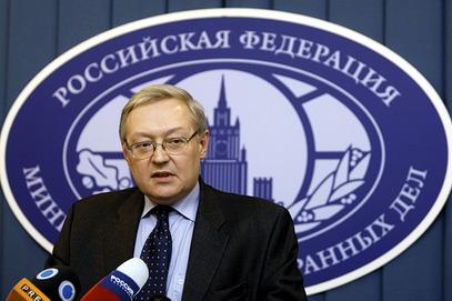 Заменик министра иностраних послова РФ Сергеј Рјабков