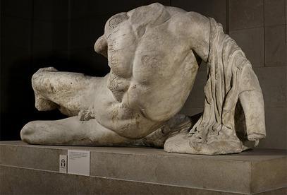 Самарас од Лондона поново тражи скулптуру речног бога Илсоса