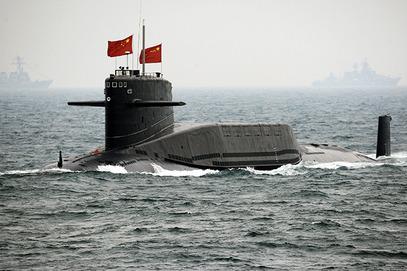 Кина подморнице опрема нуклеарним бомбама у чијем домету ће бити територија САД