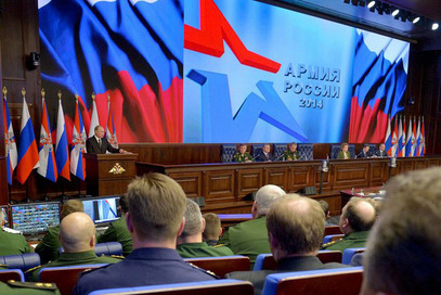 Владимир Путин: Замислите, каква сила – у  2015. ћемо добити 50 нових интерконтиненталних ракета