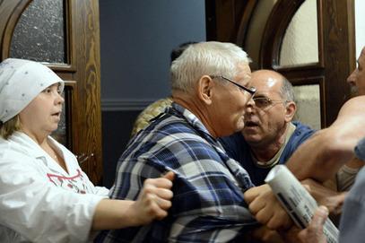 Православни верници први пут успели да поврате отету цркву