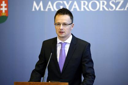 Mađarski ministar spoljnih poslova i trgovine, Peter Sijarto