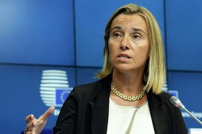 Висока представница ЕУ за дипломатију и безбедност Федерика Могерини