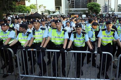 Хонгконг је показао пример - како се ломи кичма обојеној револуцији