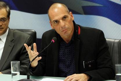 Јанис Варуфакис