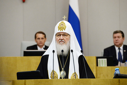 Патријарх Кирил у Државној Думи