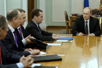 У Кремљу о заоштравању ситуације на југоистоку Украјине и светском тржишту нафте