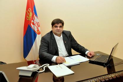 Народни посланик Саша Mирковић