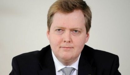 Исландски премијер Сигмундур Давид Гунлаугсон / © Фото: Ројтерс