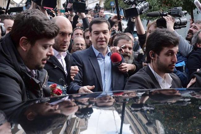 Ципрасов коалициони партнер тражи геополитички заокрет према - Русији