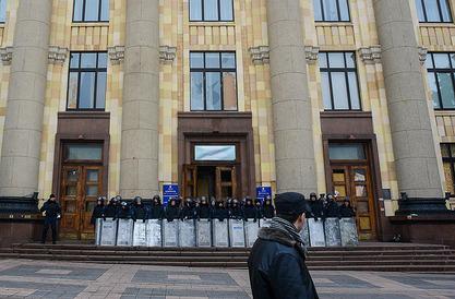 Кијев тек започео истрагу о експлозији у Харкову, а за њу већ оптужио - Русију