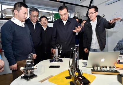 Кинески премијер Ли Кећијанг