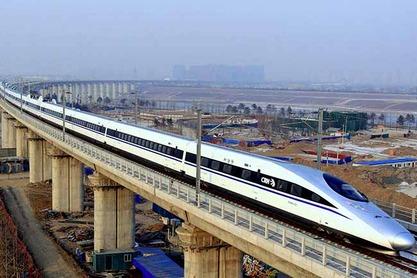 """Кина би да гради брзи железнички """"пут свиле"""" од Пекинга до Москве"""