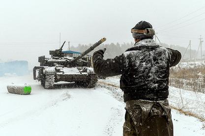 Код Дебаљцева почело опкољавање до 8.000 украјинских војника