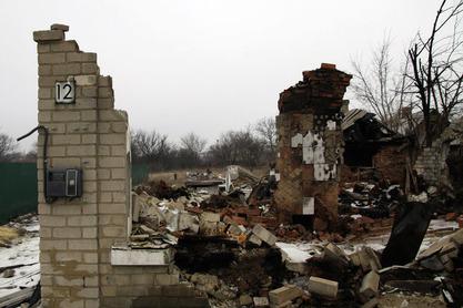 Део Авдејевке контролише армија ДНР, други део - Украјинци