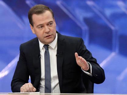 Руски премијер Дмитриј Медведев / Фото: Бета/АП