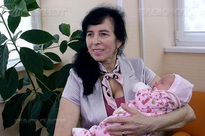 Московљанка Галина Шубењина