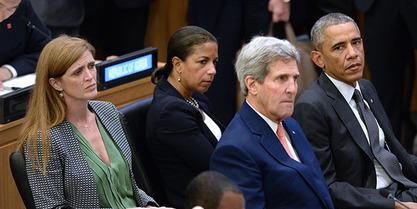 Џон Кери и Барак Обама