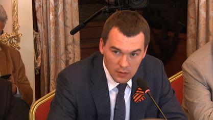 Посланик Михаил Дегтјарјов