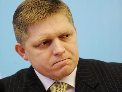 Председник владе Словачке Роберт Фицо