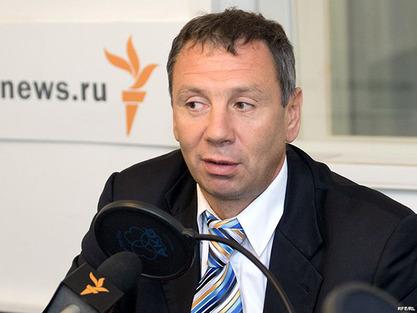 Сергеј Марков, високи функционер руске Друштвене коморе