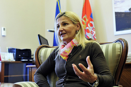 Шеф преговарачког тима са ЕУ Тања Мишчевић