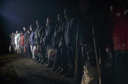 Почела размена заробљеника код Луганска - АП Фото/Вадим Гхирда