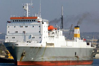 Турци пробили западну трговачку поморску блокаду Крима