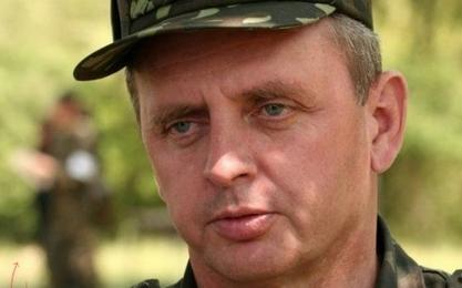 Начелник Генералштаба оружаних снага Украјине генерал-пуковник Виктор Муженко