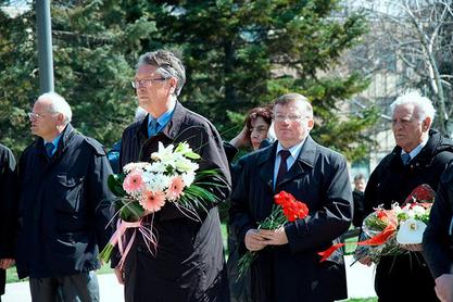 Александар Чепурин, амбасадор Русије