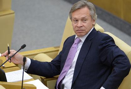 Алексеј Пушков: Крим много више припада Русији него Фокланди Британији