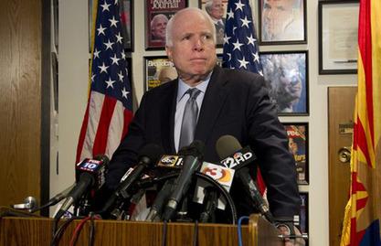 Џон Мекејн, шеф одбора Сената САД за спољну политику