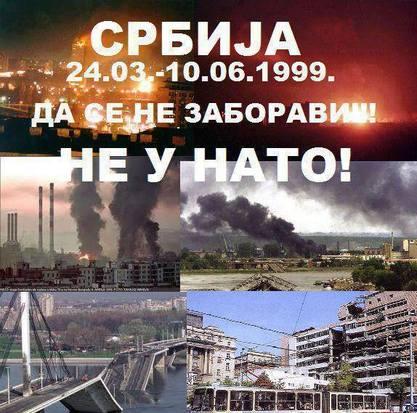 Вучићева влада да реализује Николићеву идеју да Србија од НАТО тражи ратну одштету