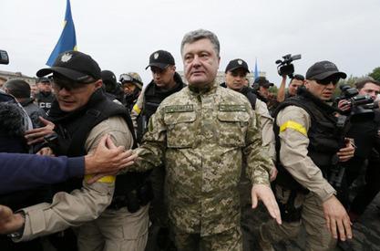 Петар Порошенко