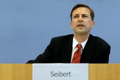 Портпарол немачке владе Штефен Зајберт