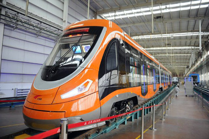 Кина – прва у свету – почела да производи трамваје које покреће водоник