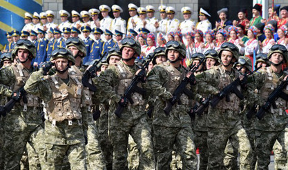 Порошенко жели армију од 250.000 људи, од тога – 204.000 под оружјем