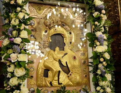 Власти украјинског града Суми уплашиле се иконе Богородице повезане са Романовима