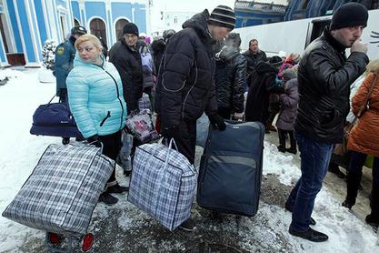 Бежећи од рата и сиромаштва - Украјинци масовно напуштају Украјину
