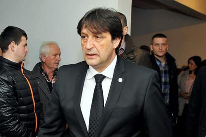 Братислав Гашић, министар одбране Републике Србије