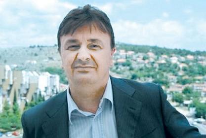 Будимир Алексић, функционер Нове српске демократије