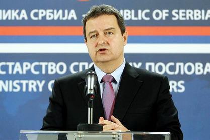 Шеф српске дипломатије Ивица Дачић