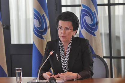 Бивша председница парламента Грузије, Нино Бурџанадзе: Крим је Русија