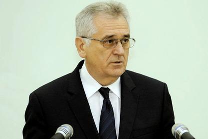 Председник Србије Томислав Николић