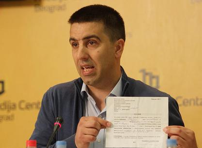 Новинар Владимир Јешић