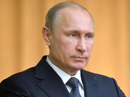 Владимир Путин - Фото: РИА Новости